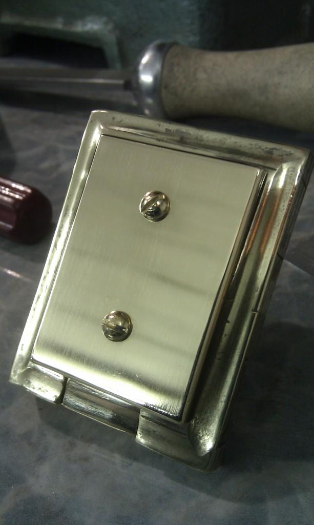 IMAG2050 1 - Help with escutcheon?