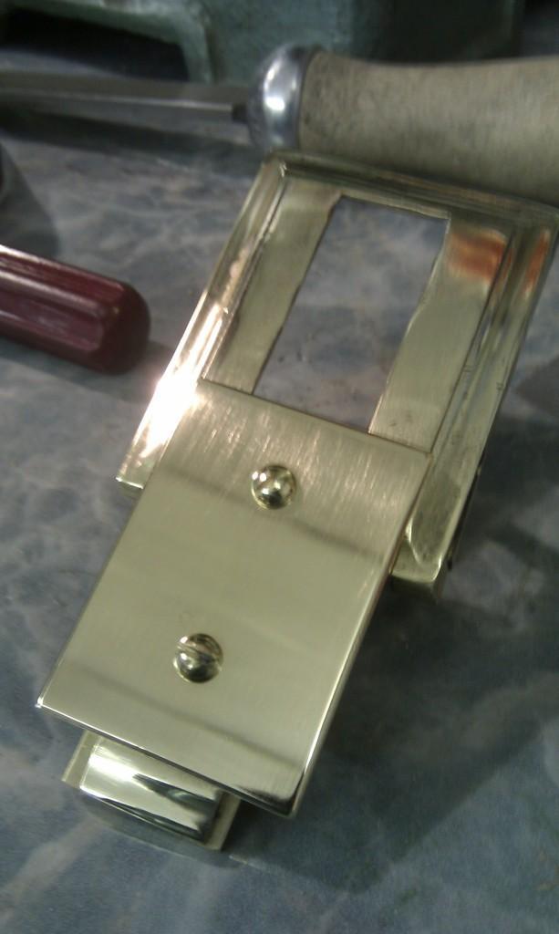 IMAG2053 1 - Help with escutcheon?