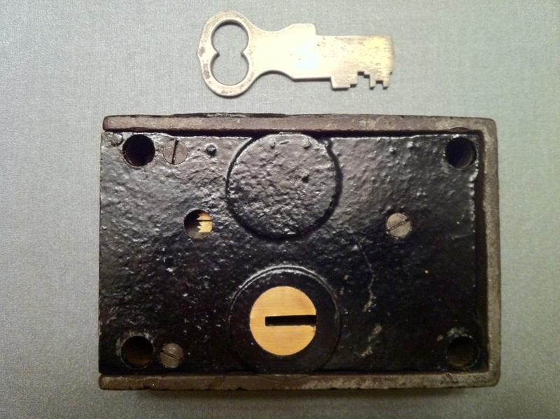 Prison Cell Locks Yale S Amp G Folger Adam